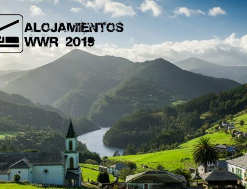> Alojamientos  WWR19